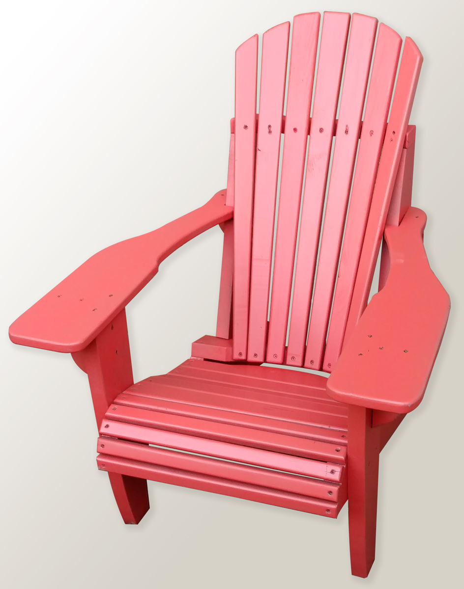 Adirondack Chair by Josh Randall of RandallsWoodWorks.com