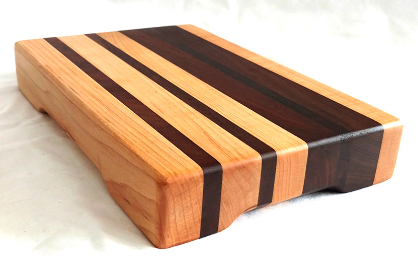 Cutting Boards by Josh Randall at RandallsWoodWorks.com | Butcher Block and regular Style Available