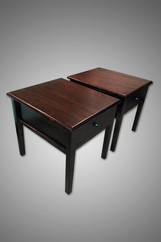 Bespoke Custom Built End Tables